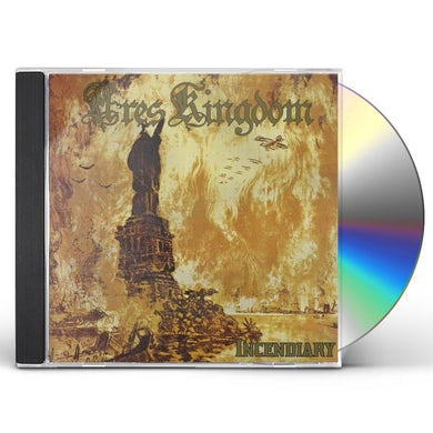 ARES KINGDOM INCENDIARY CD