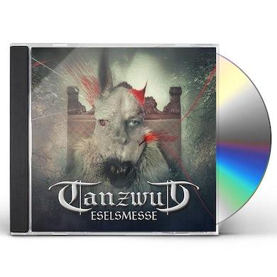 Tanzwut ESELSMESSE CD