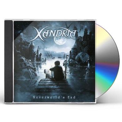 Xandria NEVERWORLD'S END CD