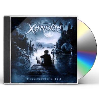 Xandria NEVERWORLDS END CD