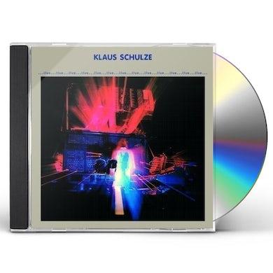Klaus Schulze ...LIVE... CD