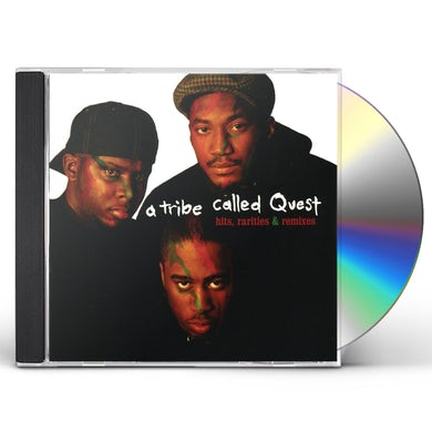A Tribe Called Quest  HITS RARITIES & REMIXES CD
