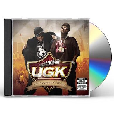 Ugk UNDERGROUND KINGZ CD