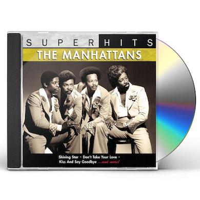 Manhattans SUPER HITS CD
