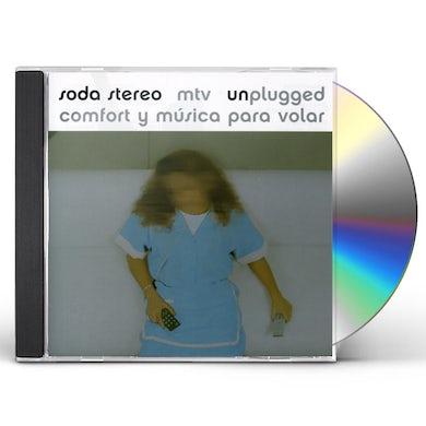 Soda Stereo CONFORT Y MUSICA PARA VOLAR CD