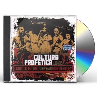 Cultura Profetica TRIBUTE TO THE LEGEND BOB MARLEY CD