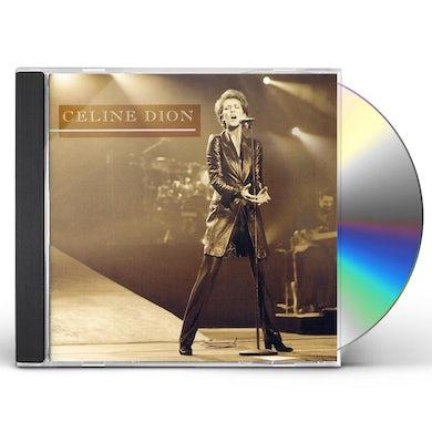 Celine Dion LIVE A PARIS CD