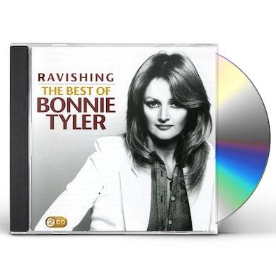 Bonnie Tyler RAVISHING-THE BEST OF CD