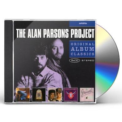 Alan Parsons ORIGINAL ALBUM CLASSICS CD