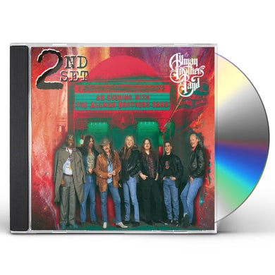 The Allman Brothers Band  2ND SET CD