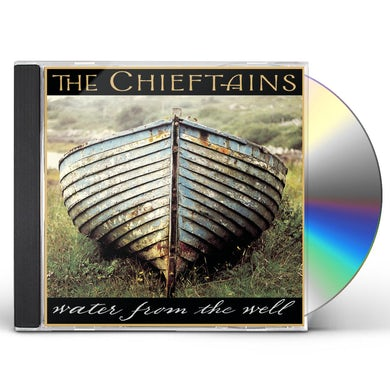 Chieftains WATER FROM THE WELL CD