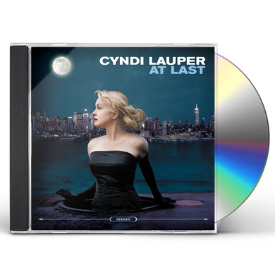 Cyndi Lauper AT LAST CD