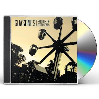 PARQUE DE DEPRESIONES CD