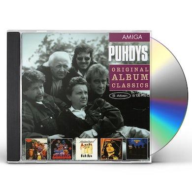 Puhdys ORIGINAL ALBUM CLASSICS CD