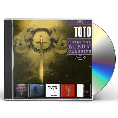 Toto ORIGINAL ALBUM CLASSICS 2 CD