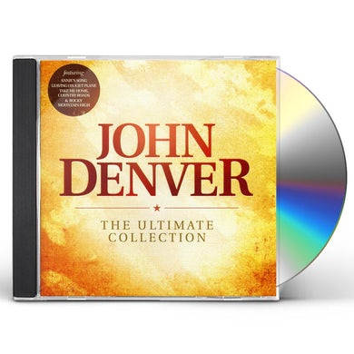 John Denver ULTIMATE COLLECTION CD