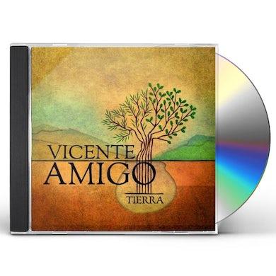 Vicente Amigo TIERRA CD