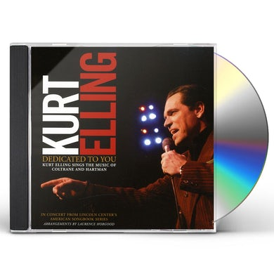 Kurt Elling DEDICATED TO YOU: SINGS MUSIC COLTRANE & HARTMAN CD