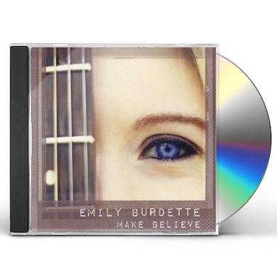 Emily Burdette MAKE BELIEVE CD