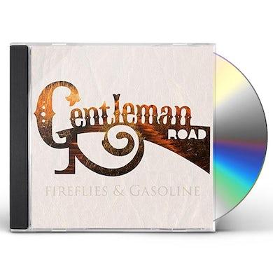 GENTLEMAN ROAD FIREFLIES & GASOLINE CD
