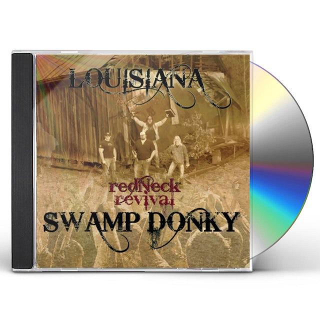 Louisiana Swamp Donky