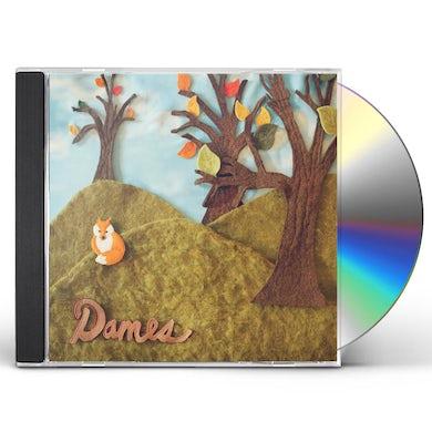 DAMES TIME SPENT CD