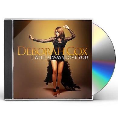 deborah cox I WILL ALWAYS LOVE YOU CD
