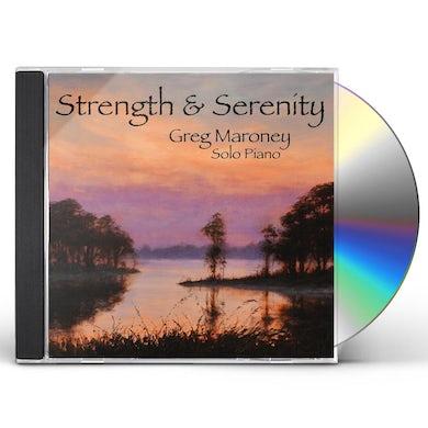 Greg Maroney STRENGTH & SERENITY CD