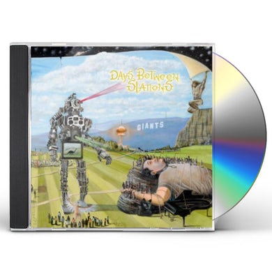 Days Between Stations GIANTS CD