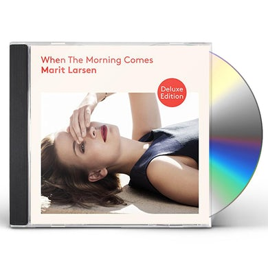Marit Larsen WHEN THE MORNING COMES CD