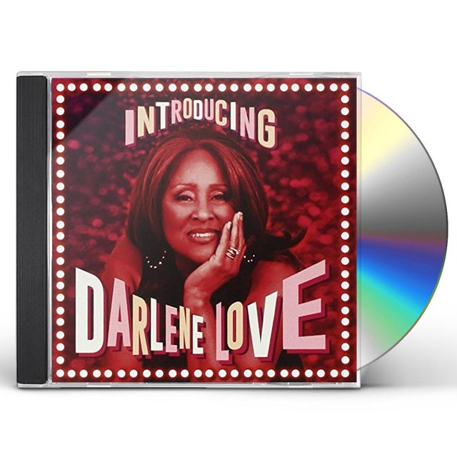 INTRODUCING DARLENE LOVE CD