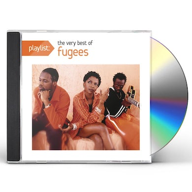 PLAYLIST: THE VERY BEST OF FUGEES CD
