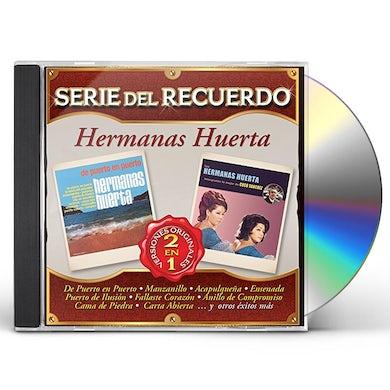 Hermanas Huerta SERIE DEL RECUERDO CD