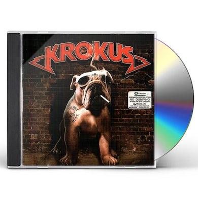 Krokus DIRTY DYNAMITE CD