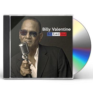Billy Valentine BRIT EYED SOUL CD
