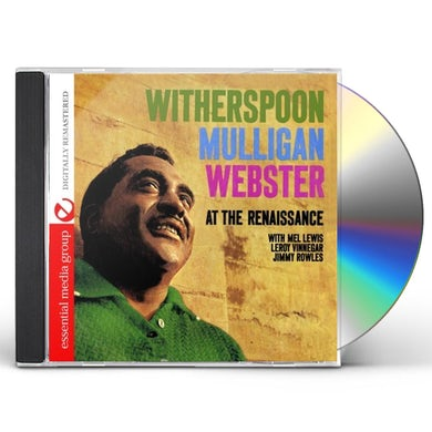 Jimmy Witherspoon WITHERSPOON MULLIGAN WEBSTER AT THE RENAISSANCE CD
