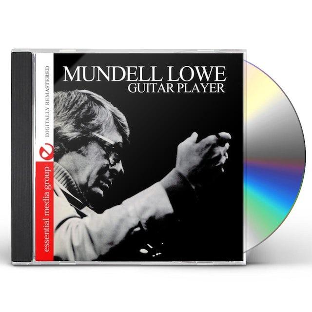 Mundell Lowe GUITAR PLAYER CD