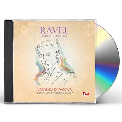Ravel BOLERO IN C MAJOR, M. 81 CD
