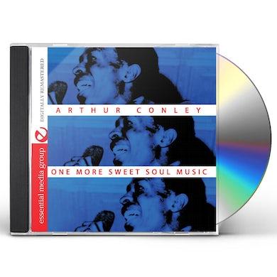 Arthur Conley ONE MORE SWEET SOUL MUSIC CD
