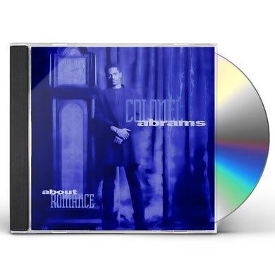 Colonel Abrams ABOUT ROMANCE CD