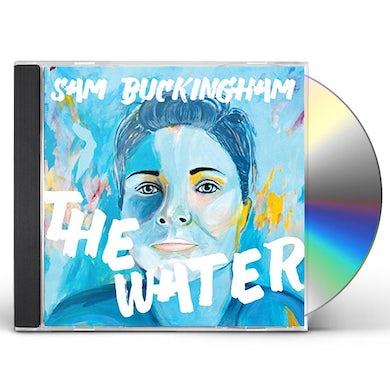 Sam Buckingham WATER CD