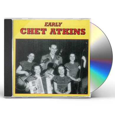 EARLY CHET ATKINS CD