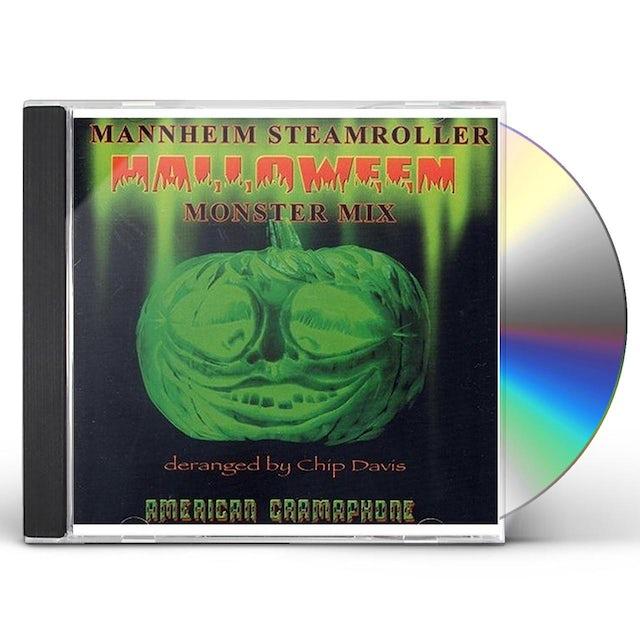 Mannheim Steamroller MONSTER MIX CD