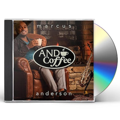 Marcus Anderson & COFFEE CD