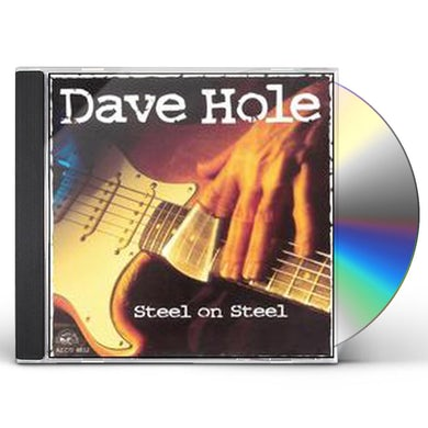 Dave Hole STEEL ON STEEL CD