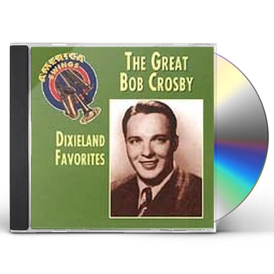 GREAT BOB CROSBY CD