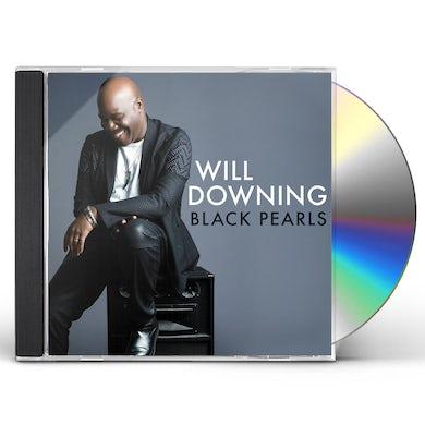 Will Downing BLACK PEARLS CD