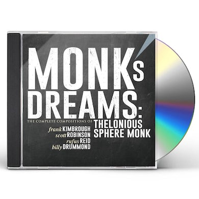Frank Kimbrough MONK'S DREAMS - THE COMPLETE COMPOSITIONS OF CD