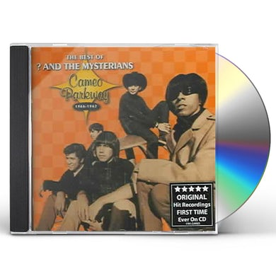 Question Mark & the Mysterians BEST OF 1966-1967 CD