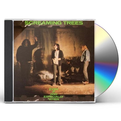 Screaming Trees EVEN IF & SPECIALLY WHEN CD